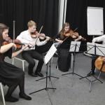 Konferencijos atidarymo mini-koncertas